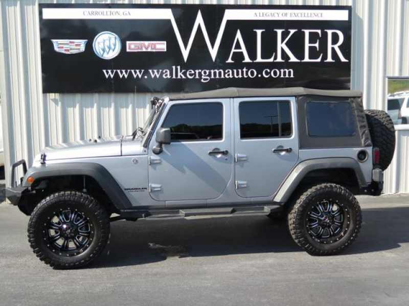 2013 Jeep Wrangler Unlimited Sport 1 CarSoup