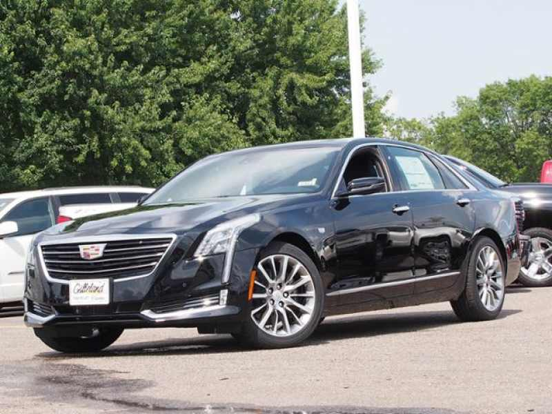 2018 Cadillac CT6 Luxury AWD 1 CarSoup