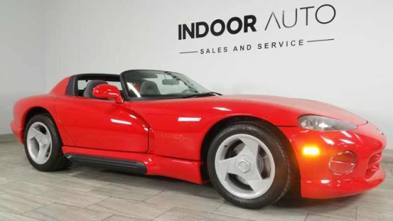 1994 Dodge Viper Rt/10 1 CarSoup