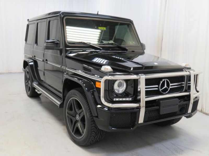 Used 2014 Mercedes-Benz G-Class 10 CarSoup