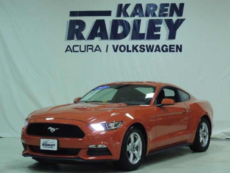 Used 2015 Ford Mustang 7 CarSoup