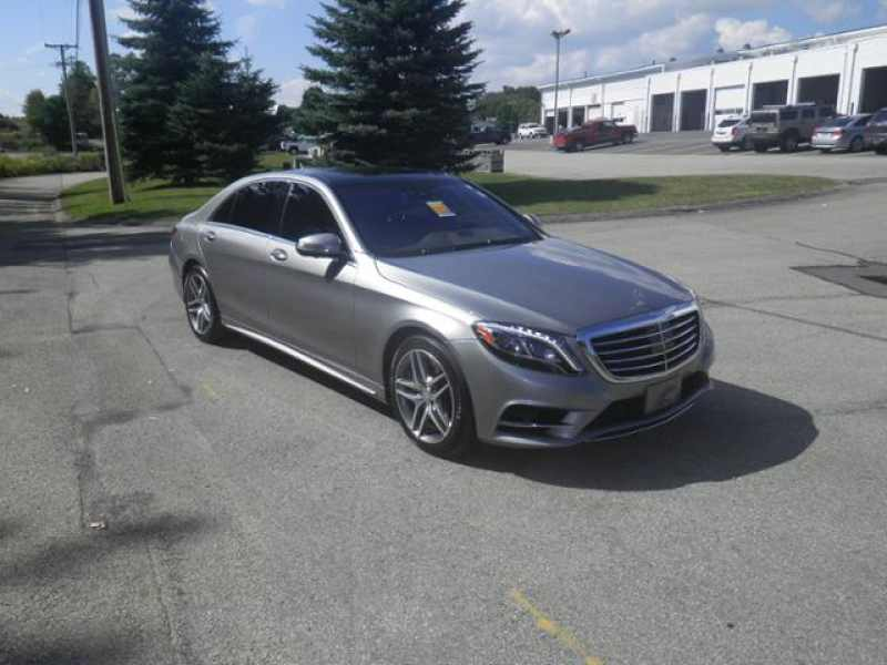 Used 2015 Mercedes-Benz S-Class 4 CarSoup