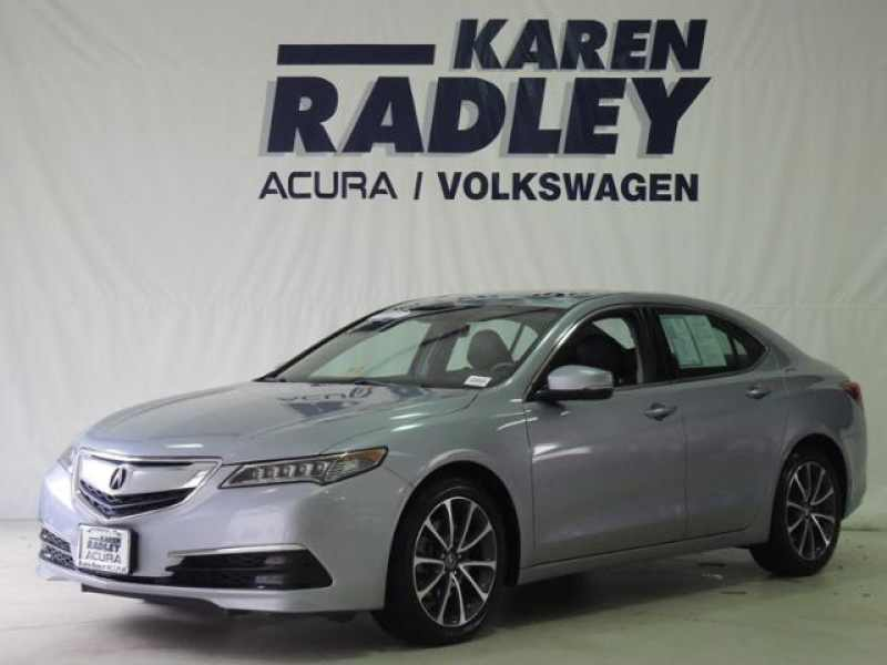 Used 2015 Acura TLX 8 CarSoup