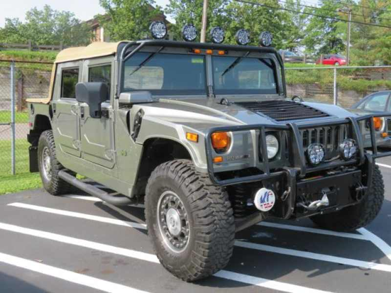 Used 2006 Hummer H1 Alpha 3 CarSoup