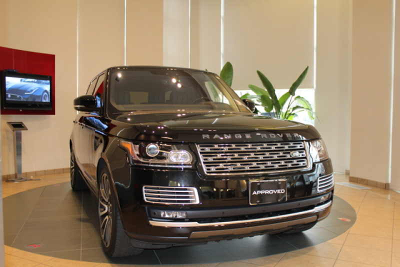 Used 2017 Land Rover Range Rover 4 CarSoup