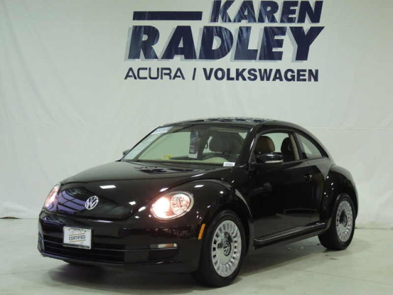 Used 2014 Volkswagen Beetle 5 CarSoup