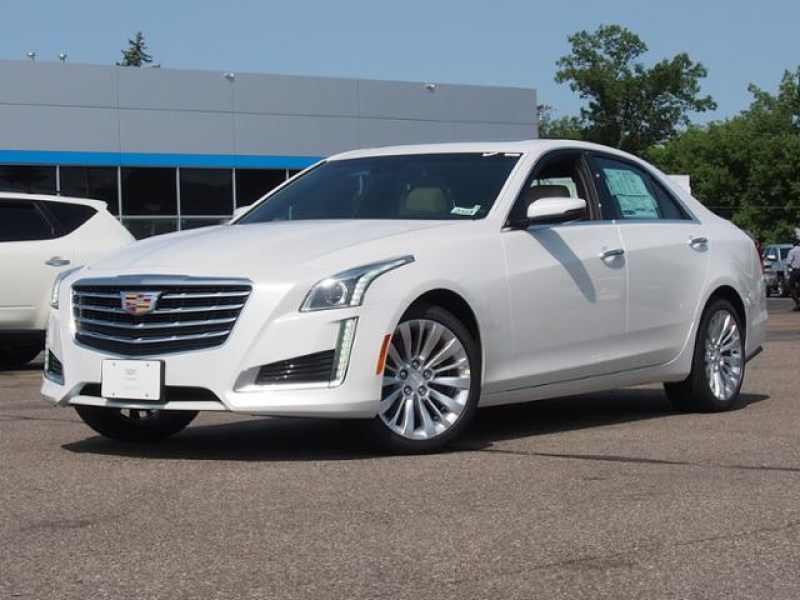 2018 Cadillac CTS Luxury RWD 1 CarSoup