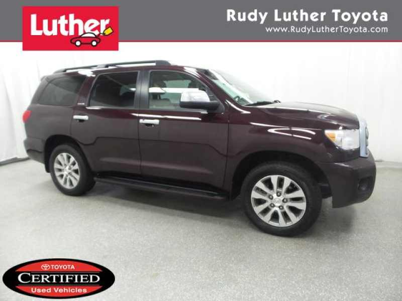 2014 Toyota Sequoia Limited FFV 1 CarSoup