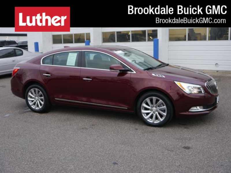 2016 Buick Lacrosse Leather 1 CarSoup