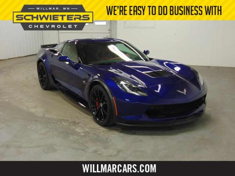2018 Corvette Grand Sport >> 2018 Used Chevrolet Corvette Grand Sport 59 999 Near Willmar Mn 56201 Carsoup