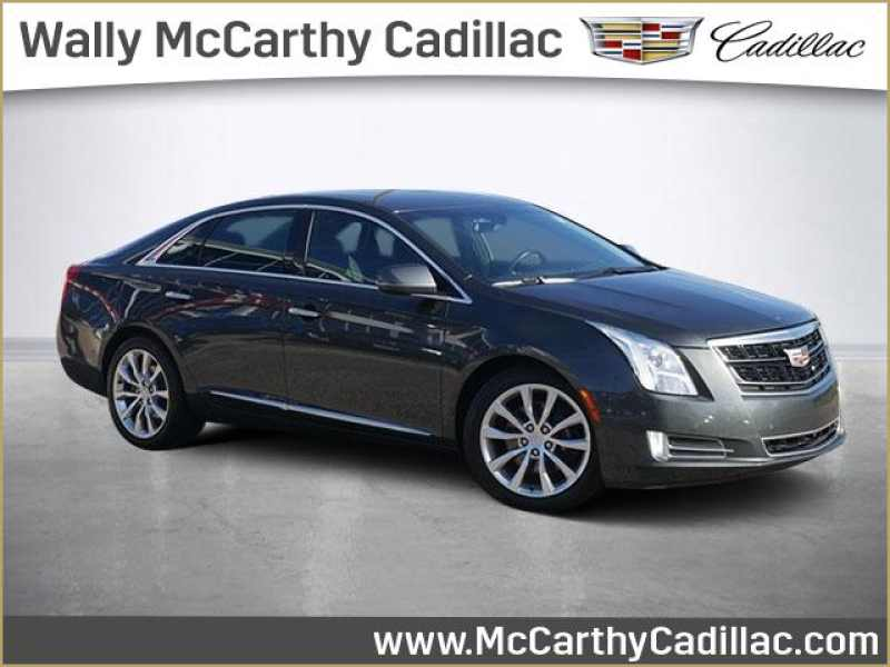 Used 2017 Cadillac XTS 10 CarSoup