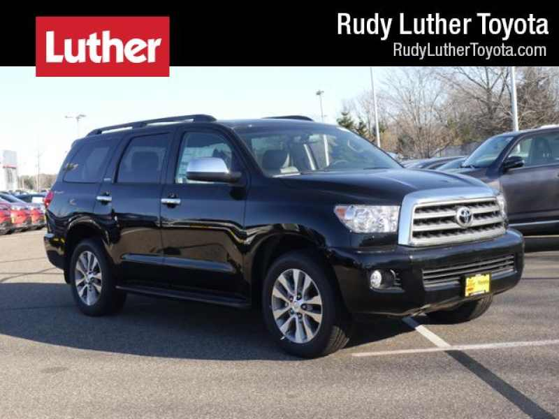 2017 Toyota Sequoia Limited FFV 1 CarSoup