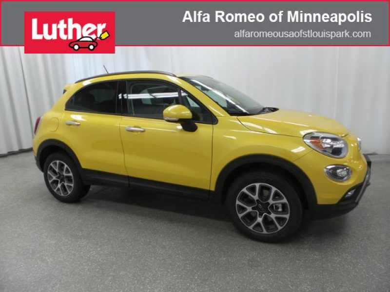 New 2017 Fiat 500x 3 CarSoup