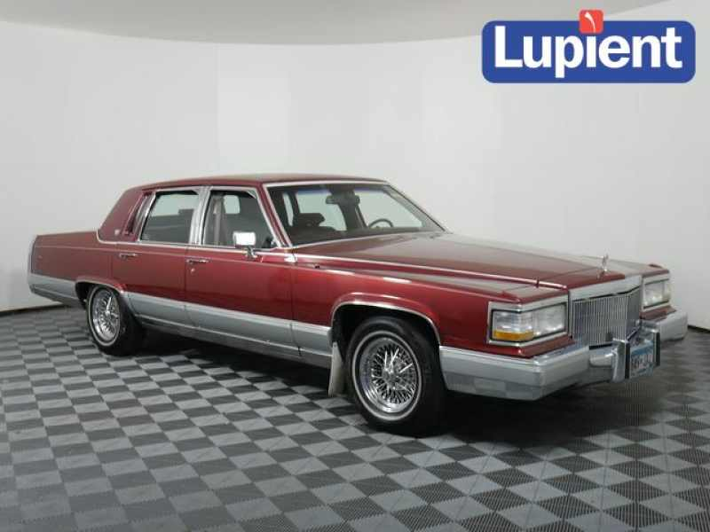 1991 Cadillac Brougham Base 1 CarSoup