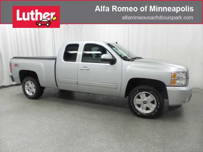 Used 2013 Chevrolet Silverado 1500 9 CarSoup