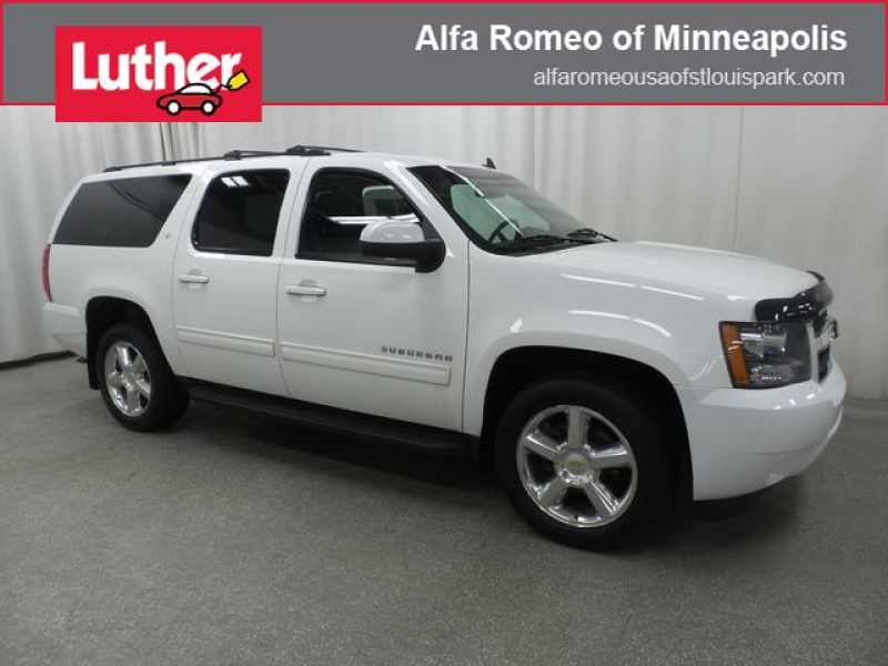 Used 2014 Chevrolet Suburban 4wd 4dr Lt