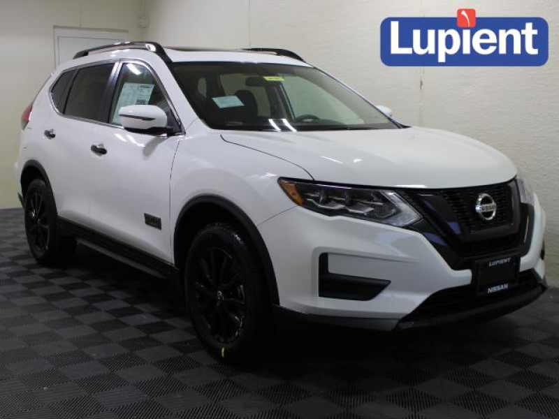 2017 Nissan Rogue S 1 CarSoup