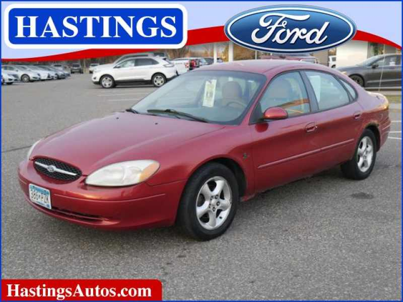 2000 Ford Taurus SES 1 CarSoup