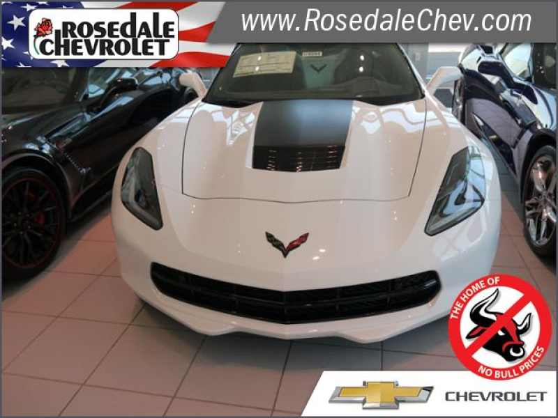 New 2017 Chevrolet Corvette 6 CarSoup