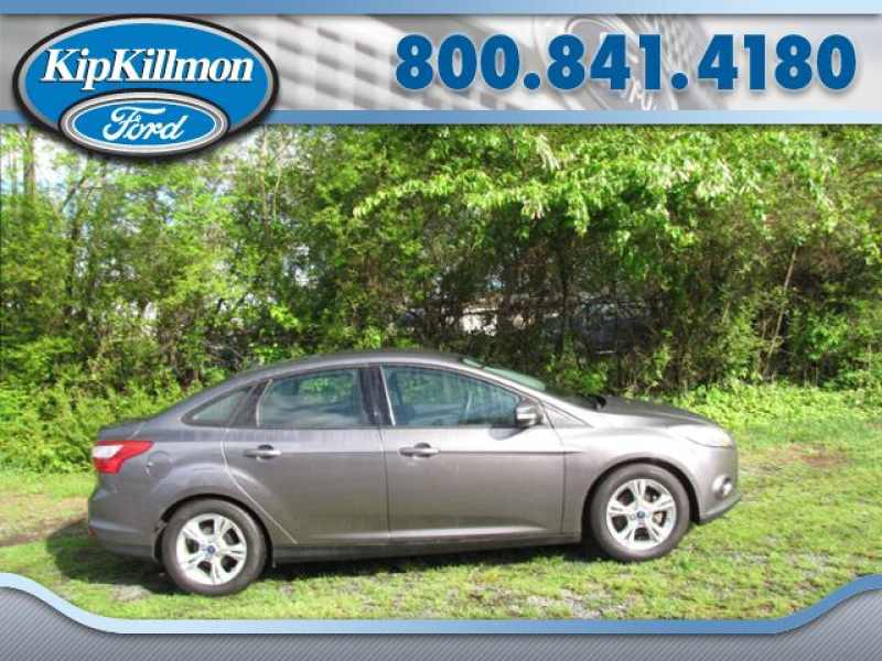 Used 2014 Ford Focus 1 CarSoup