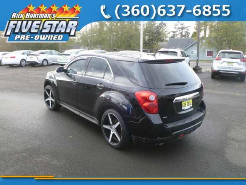 Used 2012 Chevrolet Equinox 1 CarSoup