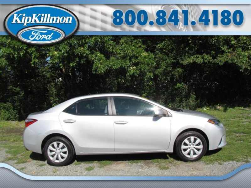 Used 2016 Toyota Corolla 11 CarSoup