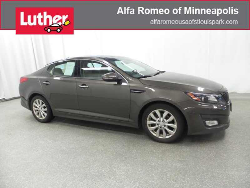 Used 2014 KIA Optima 4 CarSoup