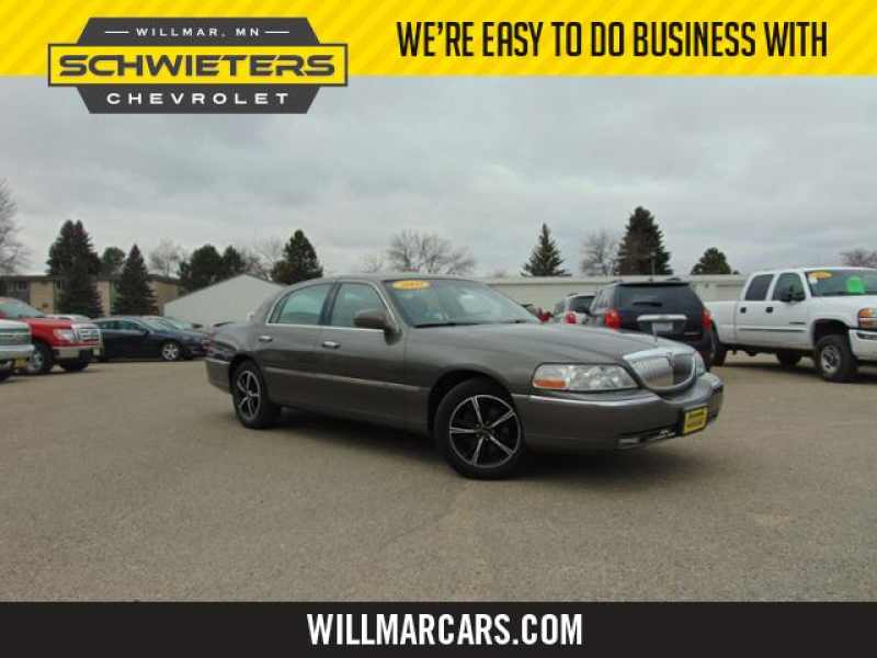 2003 Lincoln Town Car tier 1 CarSoup