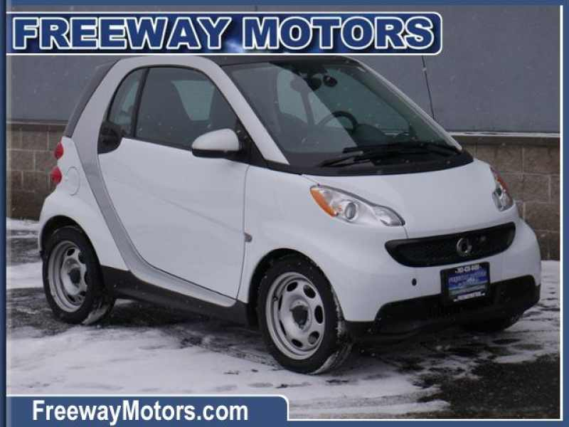 2014 Smart Fortwo Pure 1 CarSoup