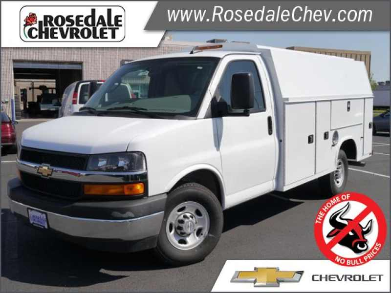 New 2017 Chevrolet Express Cutaway 5 CarSoup