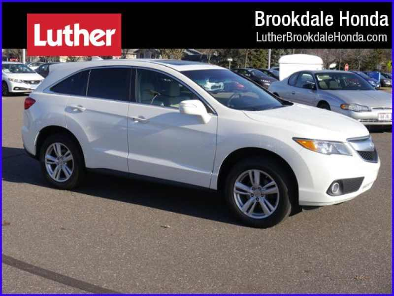 2015 Acura RDX Technology Package 1 CarSoup