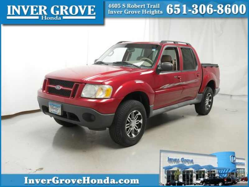 2005 Ford Explorer Sport Trac XLT 1 CarSoup