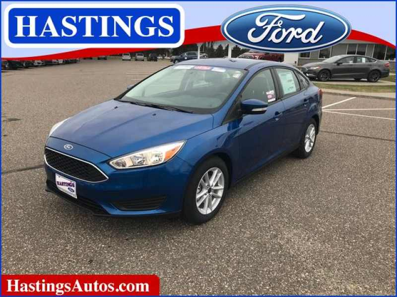 2018 Ford Focus SE 1 CarSoup