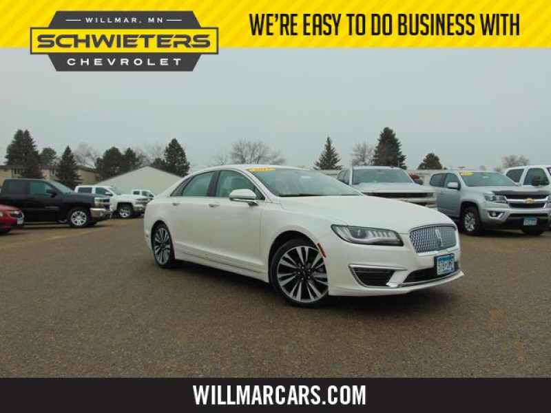 2017 Lincoln MKZ Select 1 CarSoup