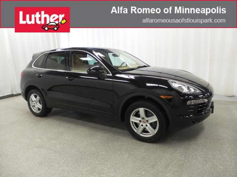 Used Cars For Sale In Mn >> Used 2013 Porsche Cayenne Awd 4dr Tiptronic