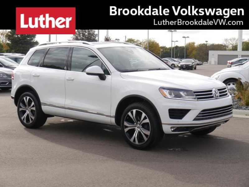 2017 Volkswagen Touareg Wolfsburg Edition 1 CarSoup