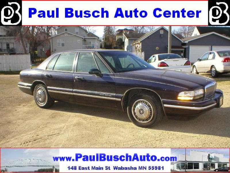 Used 1995 Buick Park Avenue 4 CarSoup
