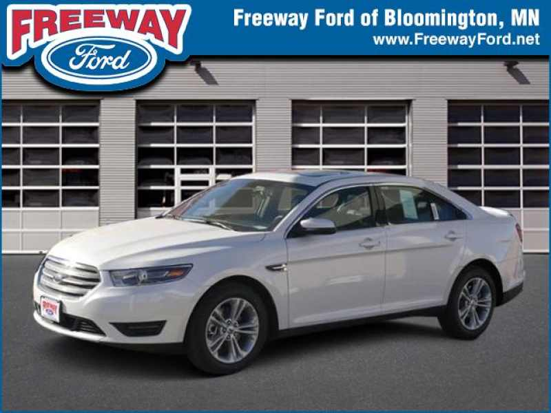 2016 Ford Taurus SEL 1 CarSoup