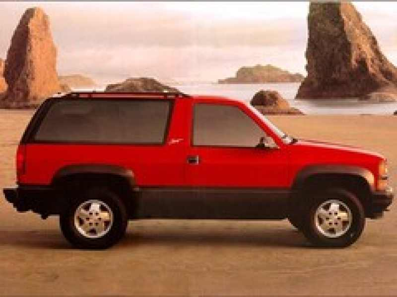 1995 Chevrolet Tahoe Base 1 CarSoup