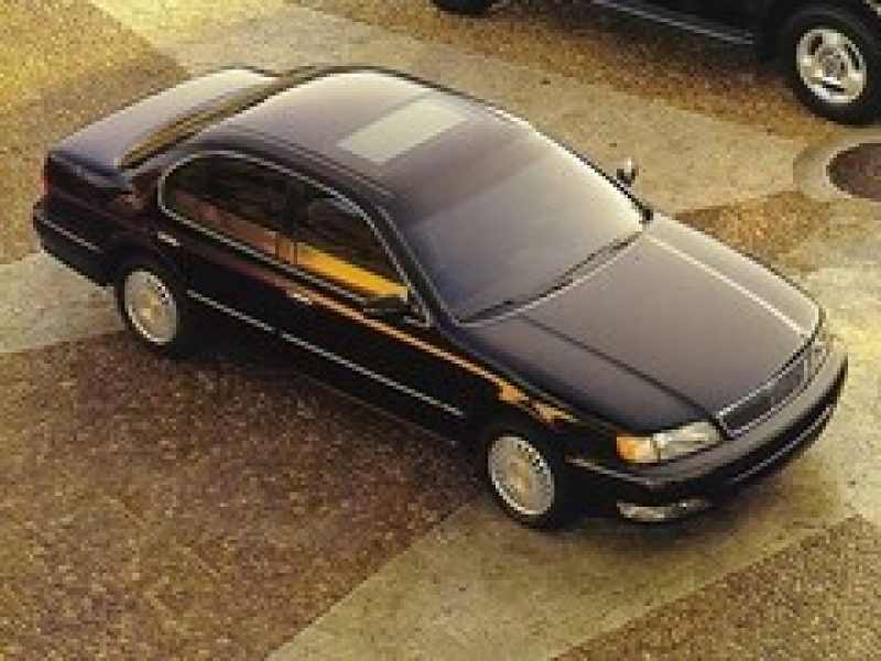 1997 Infiniti I30 Base 1 CarSoup