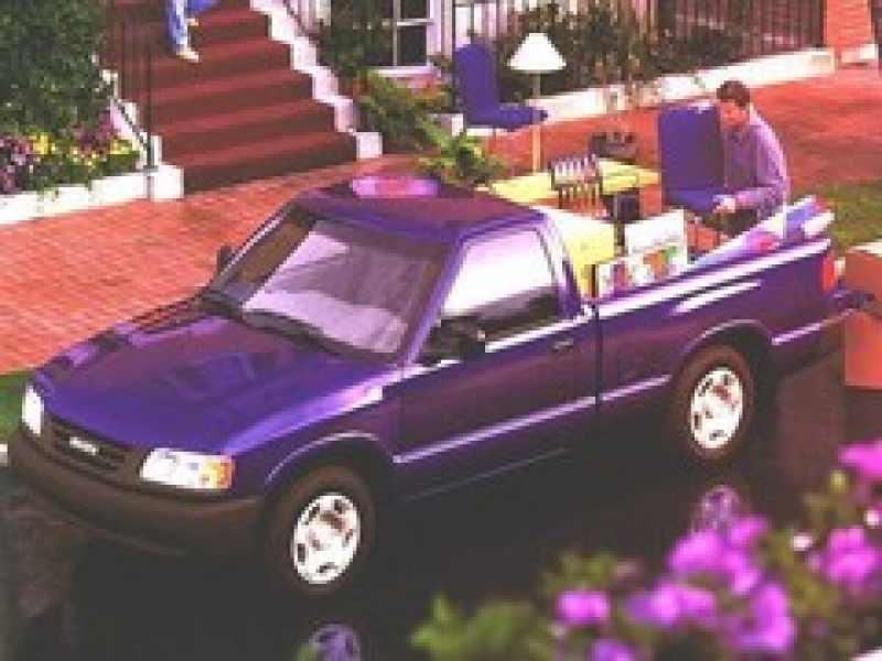 1997 Isuzu Hombre S Reg. Cab 1 CarSoup