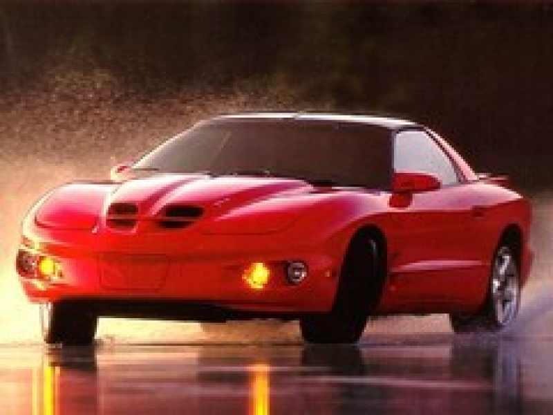 1998 Pontiac Firebird Formula 1 CarSoup