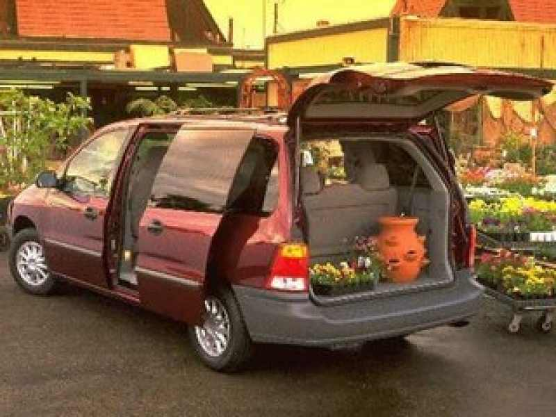 1999 Ford Windstar LX 1 CarSoup