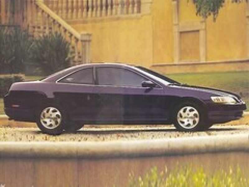 1999 Honda Accord LX 1 CarSoup