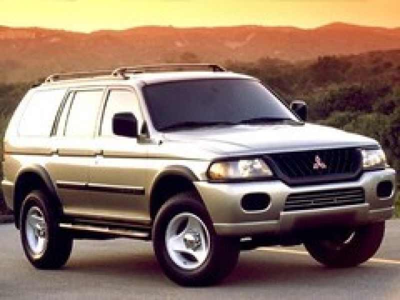 2000 Mitsubishi Montero Sport LS 4WD 1 CarSoup