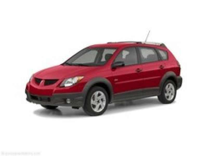 2003 Pontiac Vibe Base 1 CarSoup