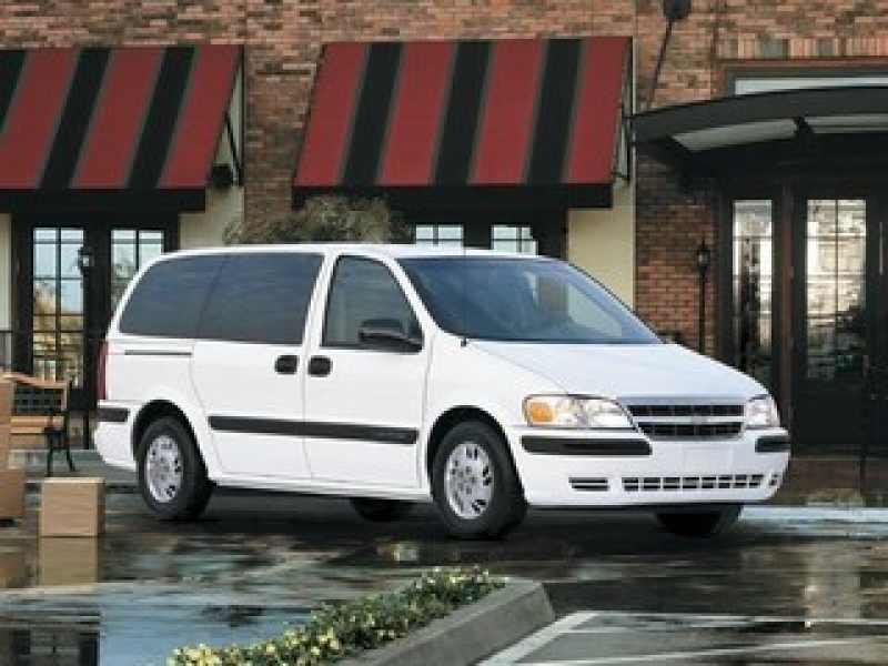 2004 Chevrolet Venture Plus 1 CarSoup