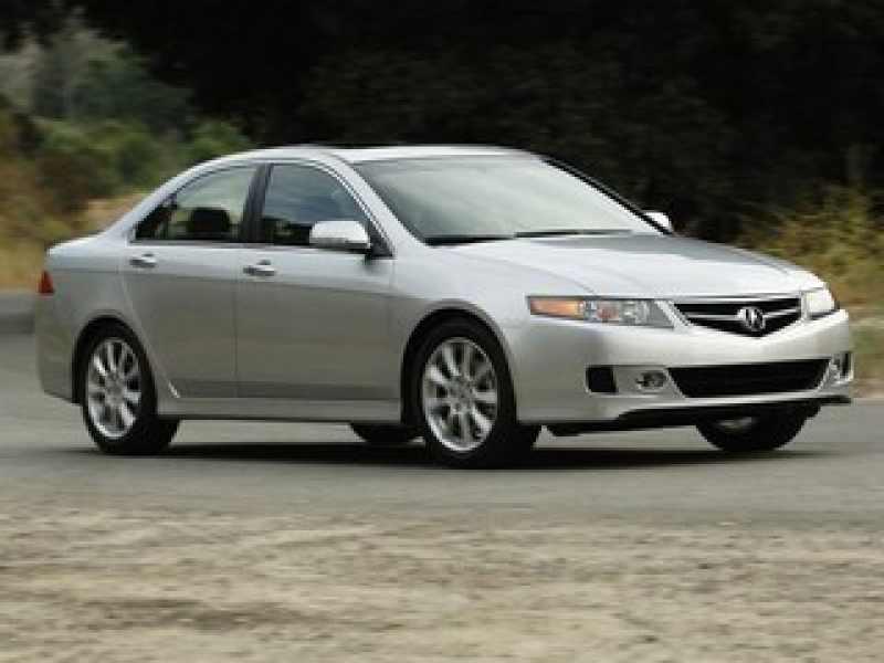 2006 Acura TSX Base 1 CarSoup