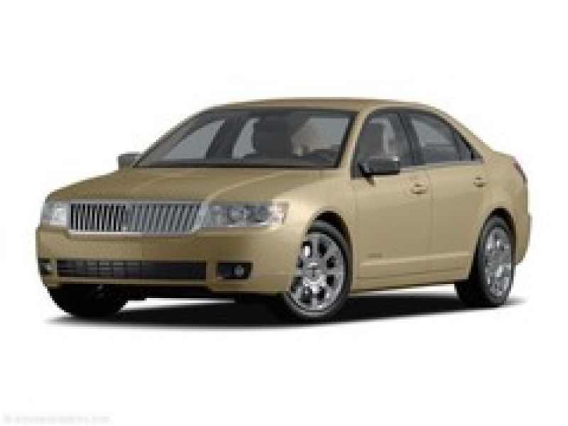 2006 Lincoln Zephyr Base 1 CarSoup