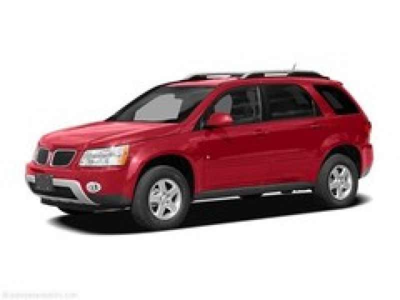2007 Pontiac Torrent 1 CarSoup
